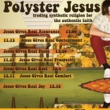 Poster for The Gathering Nashville series: Polyester Jesus