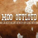 Second icon in the series Moo Outloud for The Gathering Nashville.