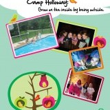 Camp Holloway Poster for Girl Scouts of Middle Tennessee